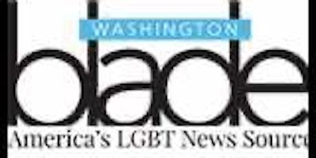 Washington Blade Describe-a-thon tickets