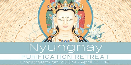 Nyungnay Purification Retreat tickets