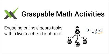 Introduction to Graspable Math Activities tickets