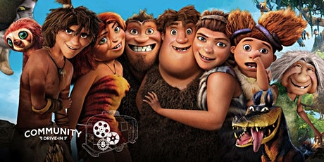 The Croods: A New Age - Drive-In w/ Via313, Sponsored By Tarrytown UMC tickets