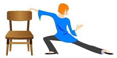 Online Chair Yoga Class tickets