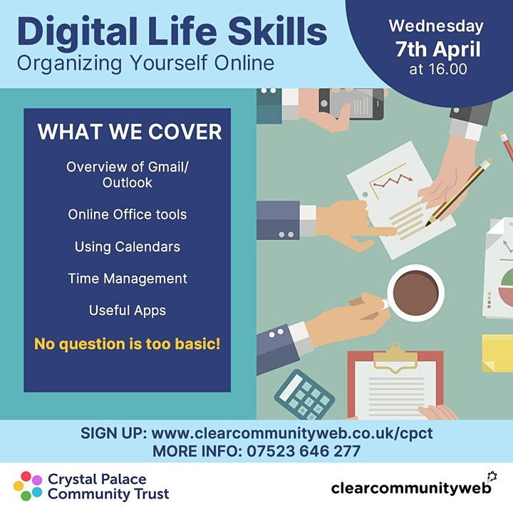 Digital Life Skills: Organizing Yourself Online image