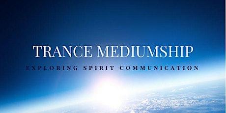 Online Mediumship Circle  - Trance tickets