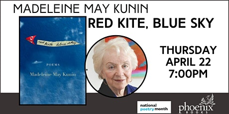 An Evening of Poetry with Madeleine May Kunin: Red Kite, Blue Sky tickets