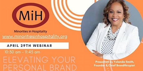 Elevating Your Personal Brand For Visibility And Influence tickets