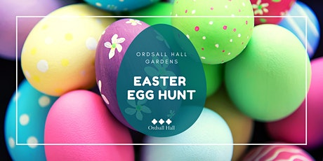 Ordsall Hall Gardens Easter Egg Hunt tickets