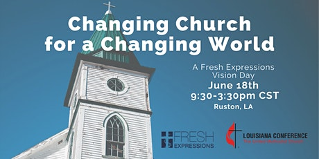 Changing Church for a Changing World tickets