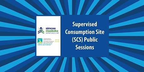 Barrie Supervised Consumption Site (SCS) Public Consultation Session tickets