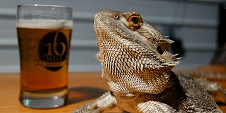 Reptiles and Beer, Oh My! tickets
