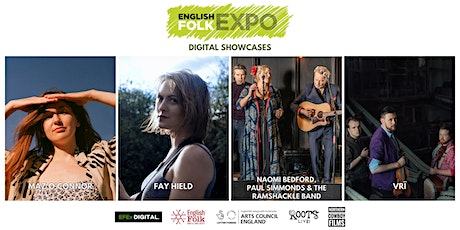 EFEx Digital Showcases: May Session tickets