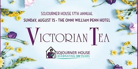17th Annual Victorian Tea tickets