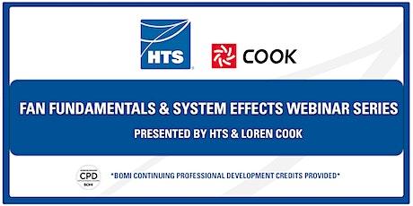 Fan Fundamentals & System Effects Webinar Series tickets
