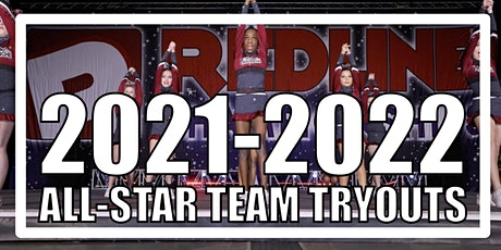Cheer FX All-Star Team Tryouts 2021-2022 tickets