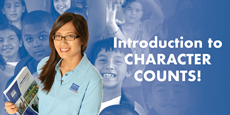 Introduction to CHARACTER COUNTS! tickets