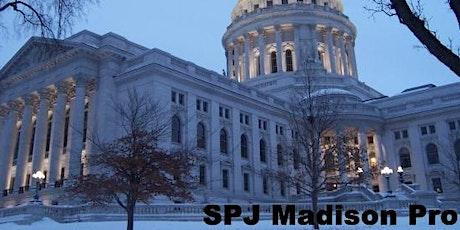 SPJ Madison Source Diversity Training ingressos