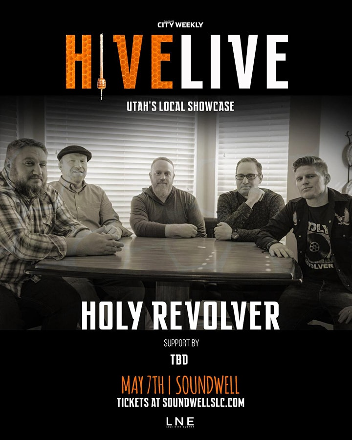 Holy Revolver at Soundwell image