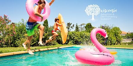 Adoptive Family Fun: Pool Party at Fairfax -  Eau Claire tickets