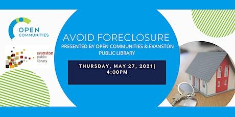 Foreclosure Workshop (Presented by Open Communities & Evanston Public Lib.) tickets