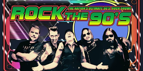 Rock The 90's – The Ultimate 90's Supergroup Tribute tickets