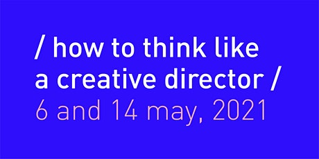 Think like a creative director for your brand tickets