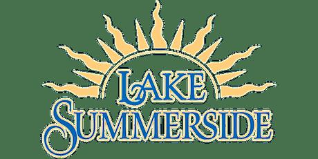 Lake Summerside- Guest Reservation Thursday  June 17, 2021 tickets