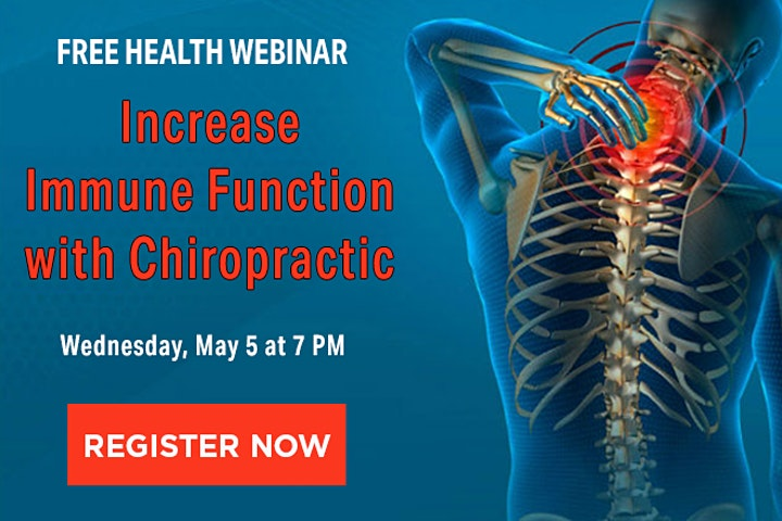 Increase Immune Function with Chiropractic image