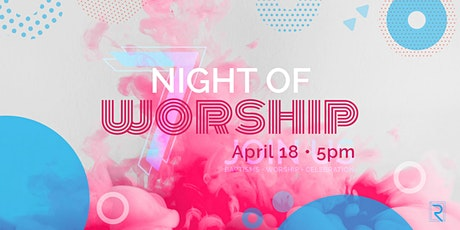 Night of Worship tickets