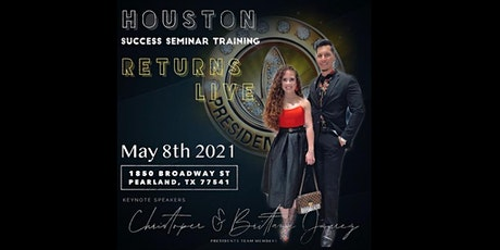 Houston Success Training Seminar (STS) May 2021 tickets
