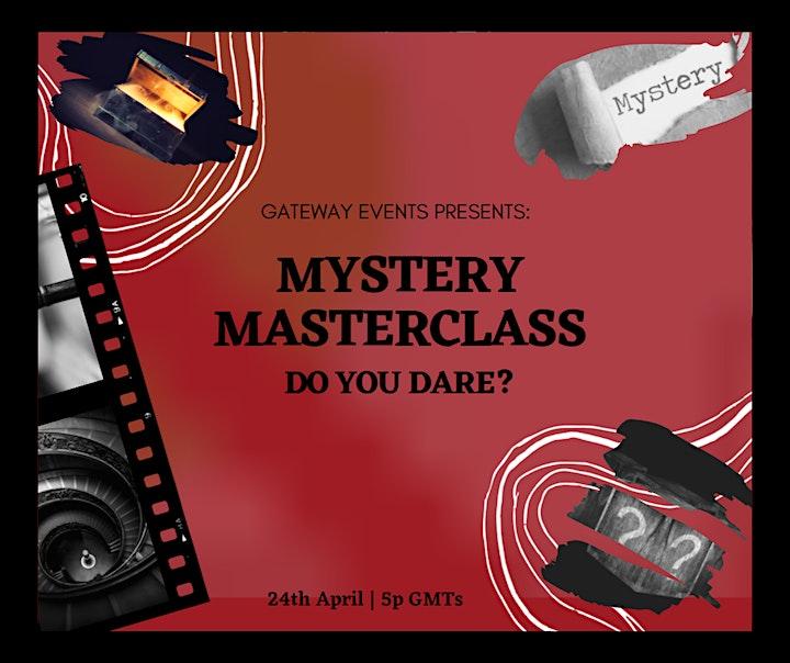 Merrolyn Masterclass - Mystery Masterclass image
