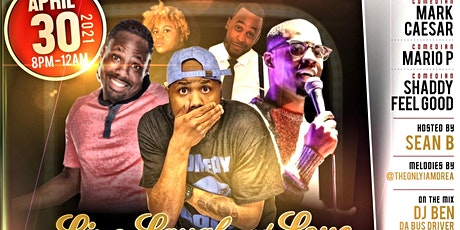 Live laugh and Love Comedy Jam tickets