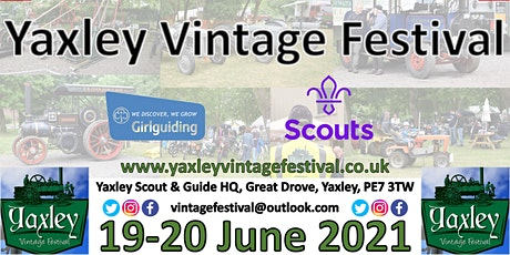 Yaxley Vintage Festival 2021 tickets