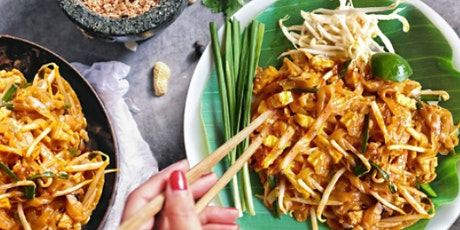 In-Person Class: Taste of Thailand: Pad-Thai & Crispy Spring Rolls tickets