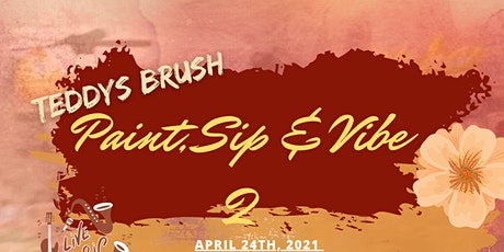 Paint, Sip & Vibe II tickets
