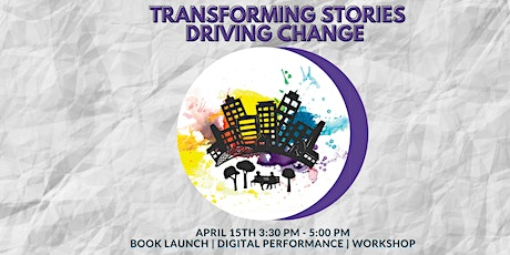 Transforming Stories Driving Change Book Launch tickets