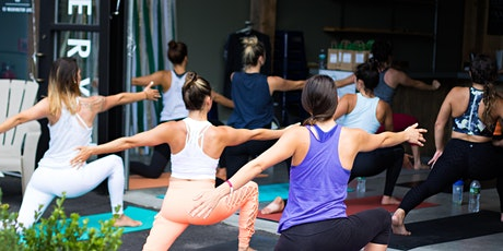 Yoga Wednesdays At Christie Pits Park*Online tickets