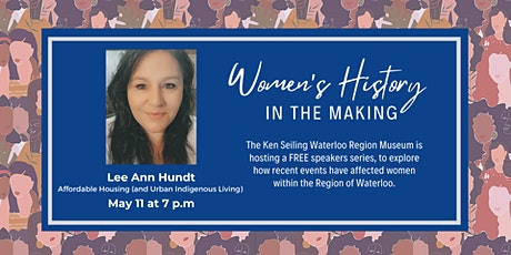 Women's History in the Making Affordable Housing (Urban Indigenous Living) tickets