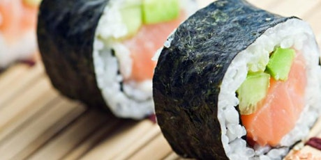 In-Person Class: Hand-Rolled Sushi (SF) tickets