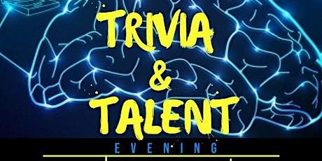 SAMHAJ - Trivia and Talent Evening tickets