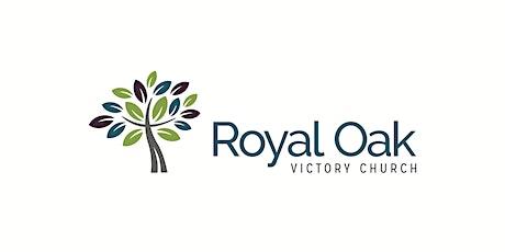 ROVC Growth Track Step 4 tickets