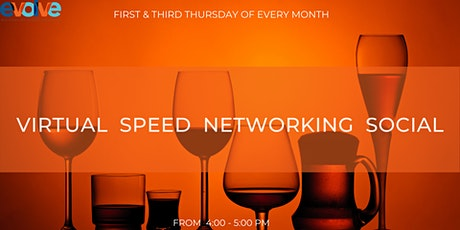 Evolve Women's Network: Speed Networking (Virtual) tickets