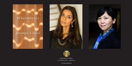 Transnational Series Presents:  Jhumpa Lahiri with Yiyun Li tickets
