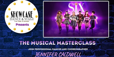 Six The Musical with Jennifer Caldwell tickets