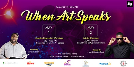 The Success 1st Creative Expression Workshop tickets