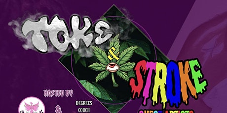 Toke and Stroke Networking Event tickets