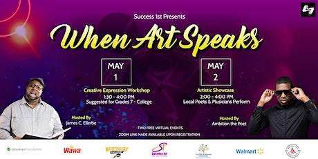 Success 1st Artistic Showcase tickets