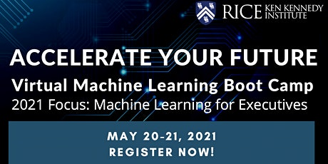 2021 Machine Learning Boot Camp tickets