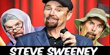 Steve Sweeney Comedy Show tickets