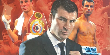 Afternoon with Joe Calzaghe tickets
