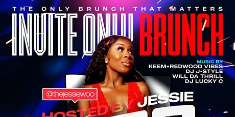 JESSIE WOO HOSTS THE BIGGEST BRUNCH IN FLORIDA - INVITE ONLY BRUNCH tickets