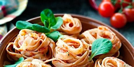 WFPB Italian Cooking Demo tickets